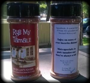 Rub My Tamale 1